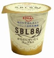 からだに贅沢ヨーグルトSBL88乳酸菌